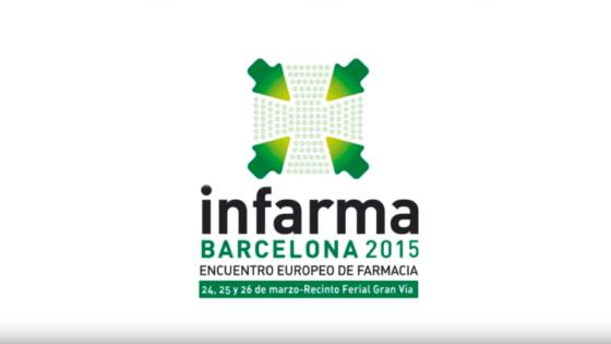 Conferencia sobre el déficit de DAO realizada en INFARMA 2015 el miércoles 25 de marzo actividad de la diamino oxidasa
