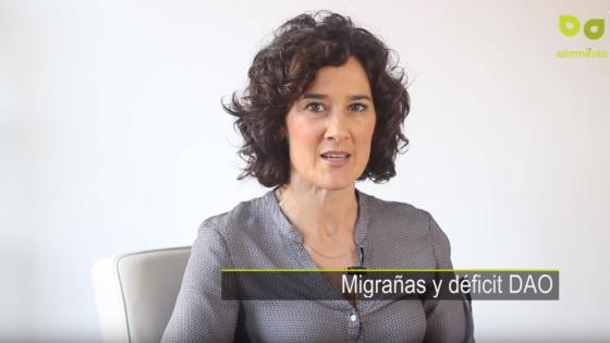 Migrañas,cefaleas y deficit DAO:causas y síntomas diamino oxidasa actividad