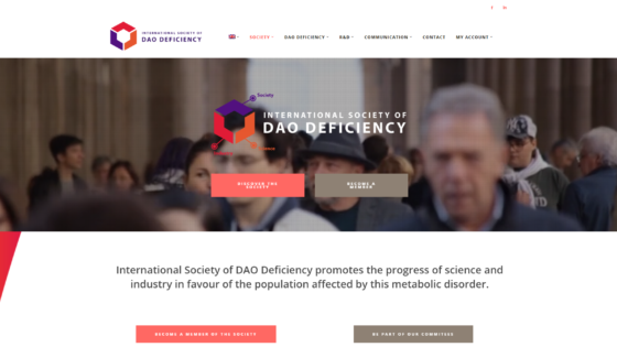 The International Society of DAO Deficiency debuts new website: get profit from its news